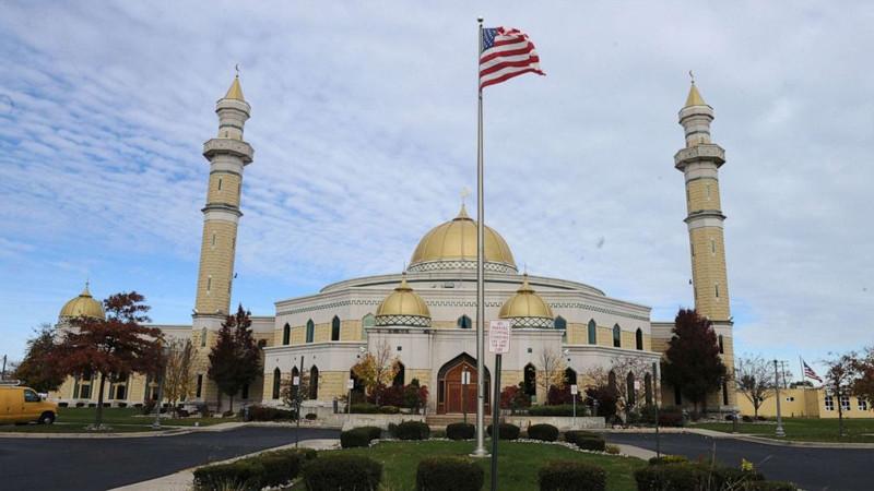 যুক্তরাষ্ট্রে মসজিদের ইতিহাস