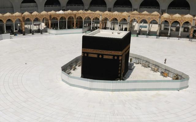 আবারো বন্ধ হতে পারে সৌদি আরবের মসজিদগুলো