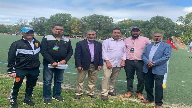 বাংলাদেশ স্পোর্টস কাউন্সিল অব আমেরিকার ফুটবল লীগ