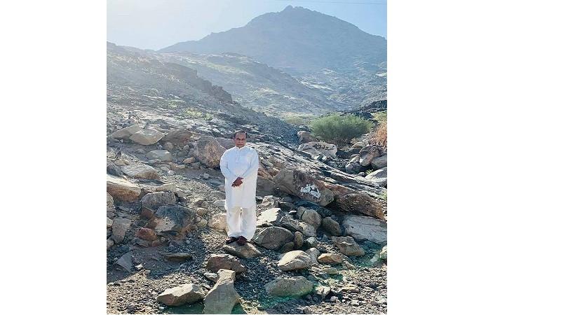 রাসুল (সা.) এর স্মৃতিময় সওর পর্বত