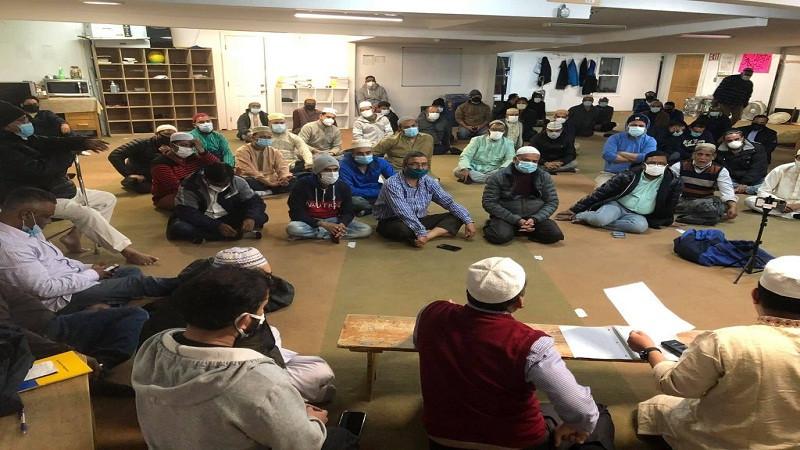 বাইতুল মামুর মসজিদের কমিটি গঠনের সিদ্ধান্ত