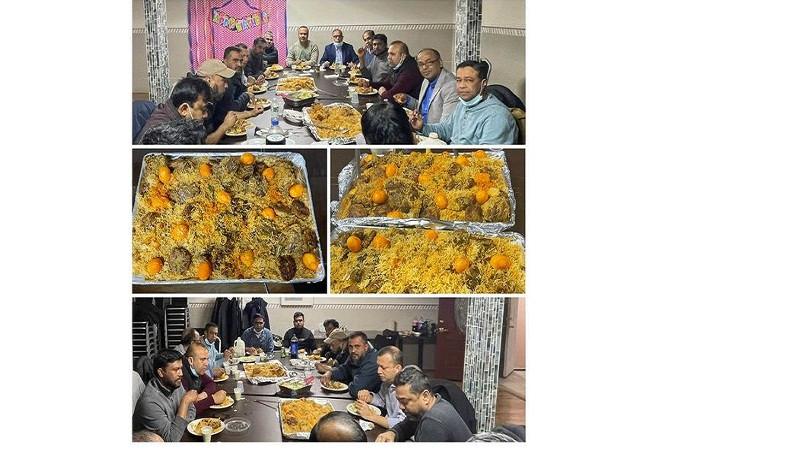 খলিল বিরিয়ানীতে এখন আরব ঘরানার খাবার 'মেন্দী'