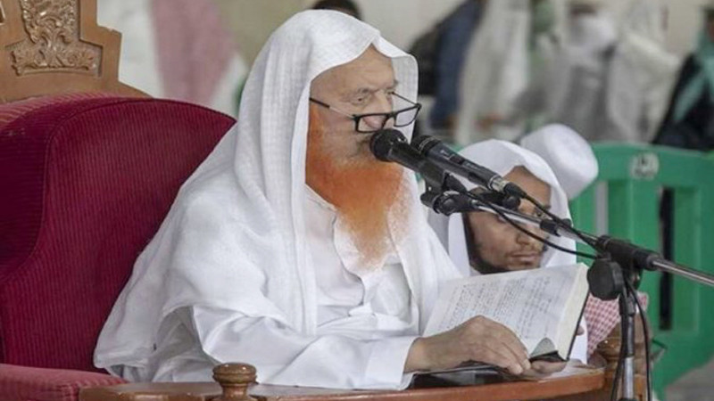 মসজিদুল হারামের মুয়াজ্জিন আব্দুর রহমানের মৃত্যু